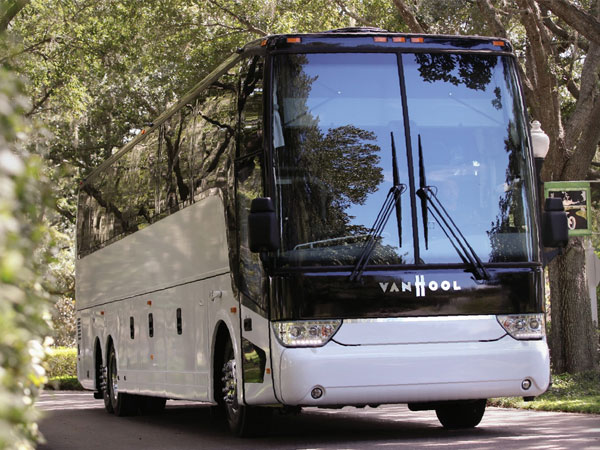55 Passenger Luxury MotorCoach