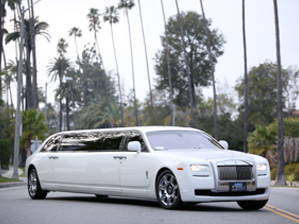 8-10 Passenger Rolls Royce Ghost Limo