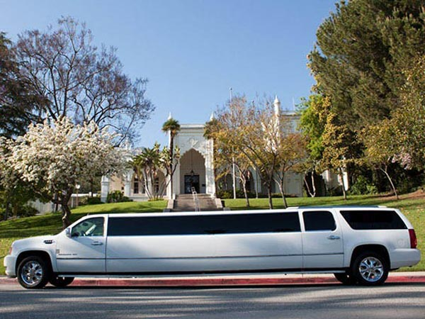 20 passenger Escalade Stretch Limo