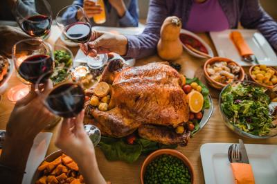 The Best Thanksgiving Dining Options in Los Angeles