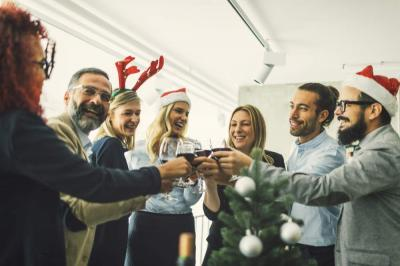 How to Throw a Great Company Christmas Party
