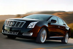 Current Model Cadillac XTS