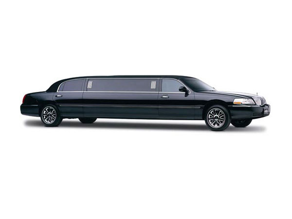 6-8 passenger Lincoln Stretch