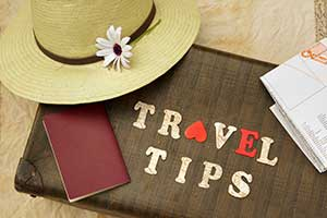 5 Travel Tips to Keep Your Balance