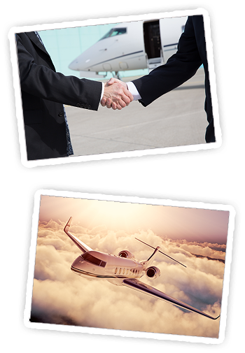 Private Air Transportation & Charter Service | Exclusive